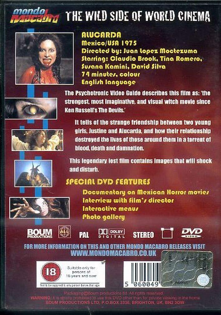 Sisters of Satan [Francia] [DVD]: Amazon.es: Cine y Series TV