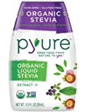 Pyure Organic Stevia Liquid Drops, 0.9 Ounce