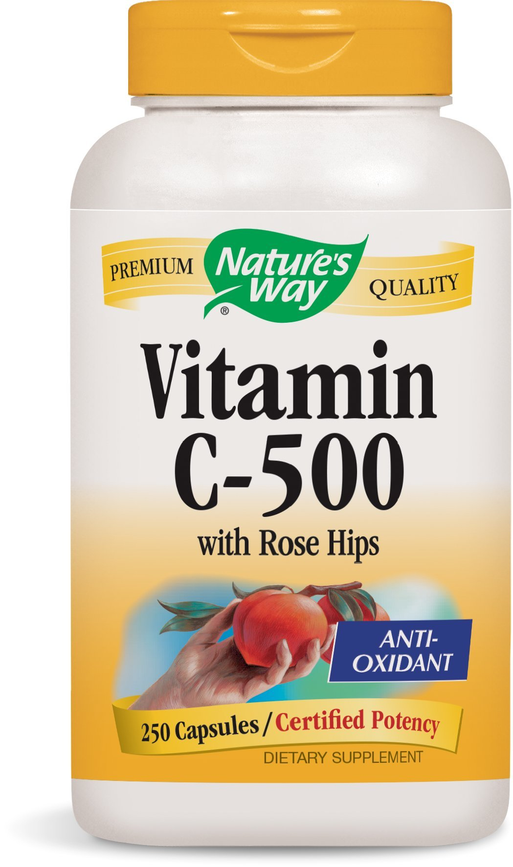Nature S Way Vitamin C  With Bioflavonoids