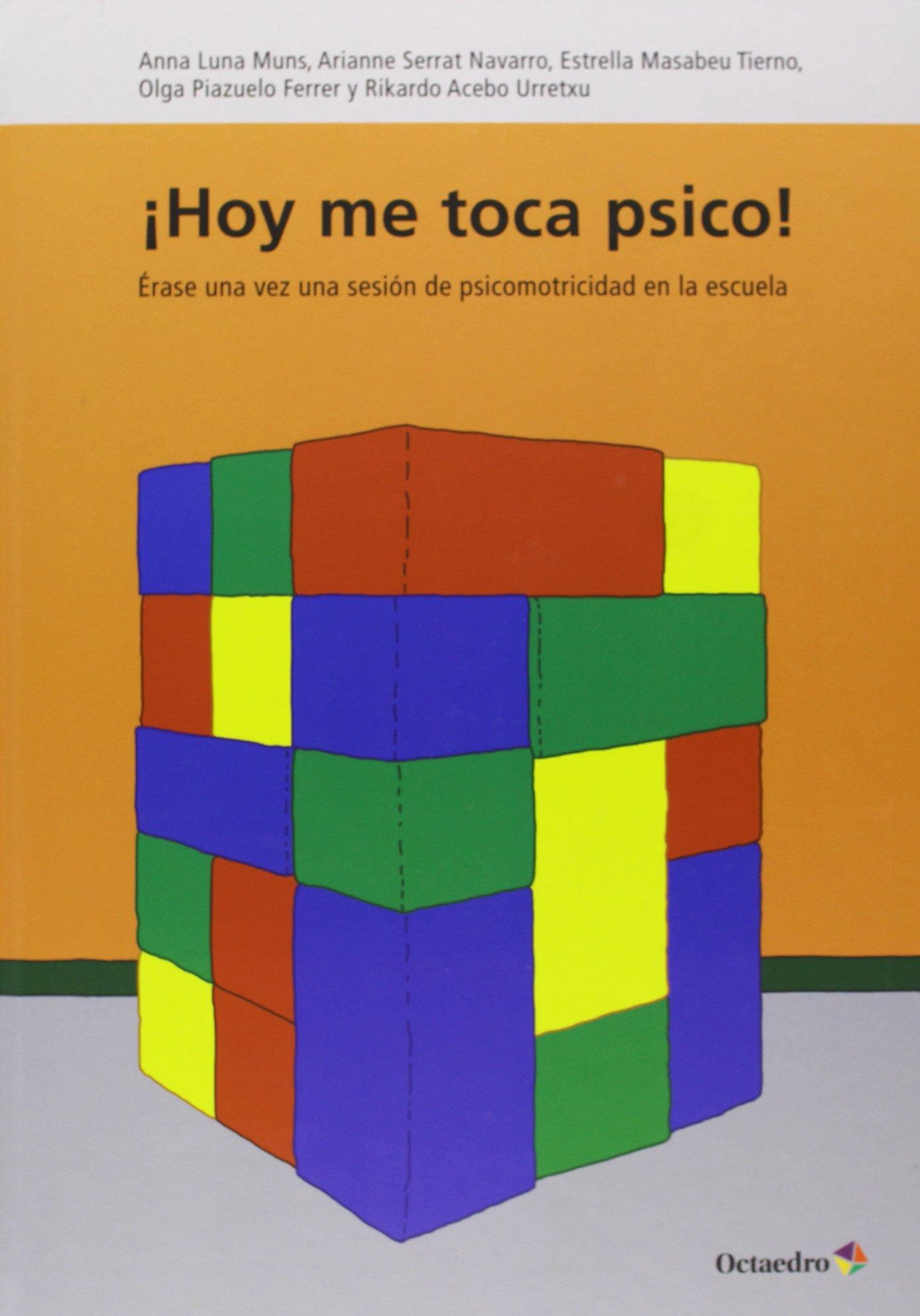 """Resultat d'imatges per a """"¡Hoy me toca psico!."""""""""""