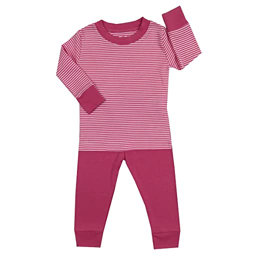 bcfb2448a Amazon.com  Kissy Kissy Little Girls  Pajamas Year Round Essentials ...
