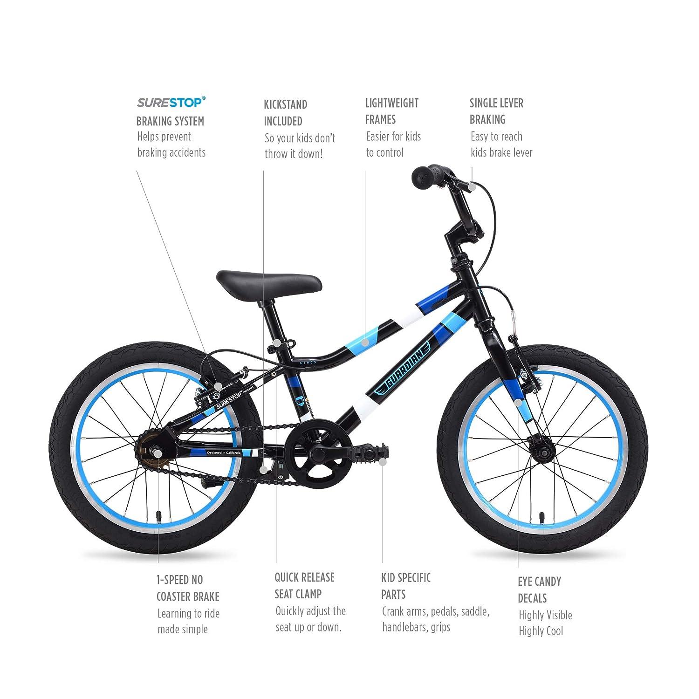 Amazon Com Guardian Bikes Company Ethos Safer Patented Surestop