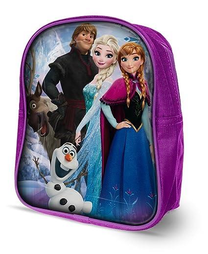 9d3516d9e9f4 Amazon.com: Star Disney Frozen Art. Code- 41807, Backpacks Satin ...