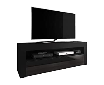 e com tv schrank tv mobel tv mobel entertainment lowboard luna 140 cm korpus