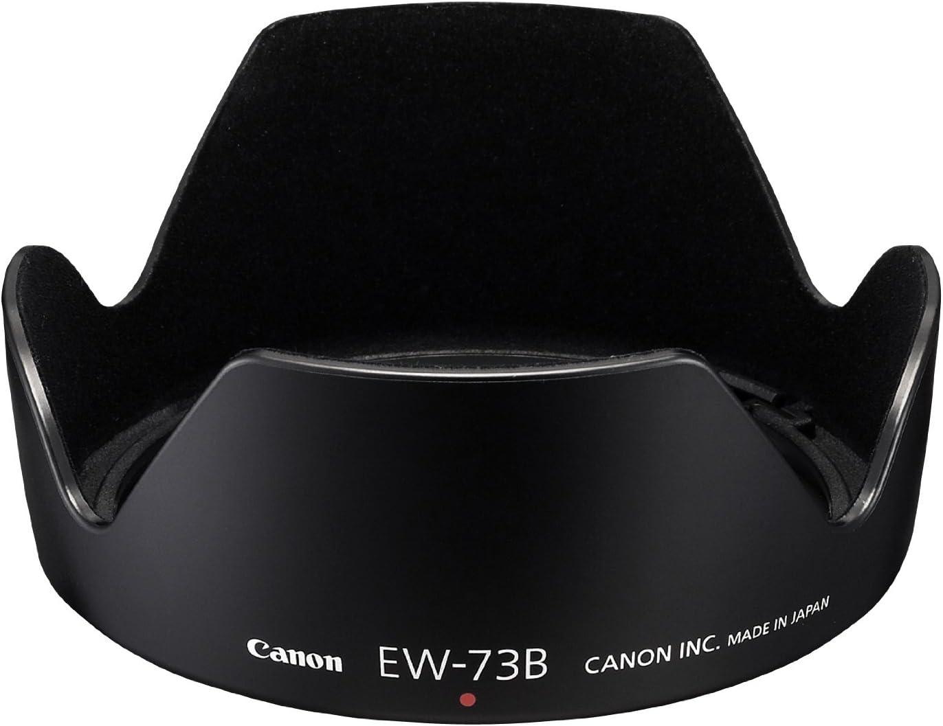 Canon EW-73B Lens Hood For 17-85mm f//4-5.6 IS EF-S and 18-135mm f//3.5-5.6 IS Lenses