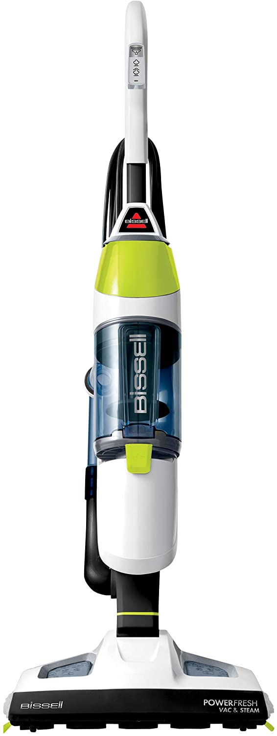 Bissell PowerFresh Vac & Steam All-in-One Vacuum and Steam Mop, 2747A