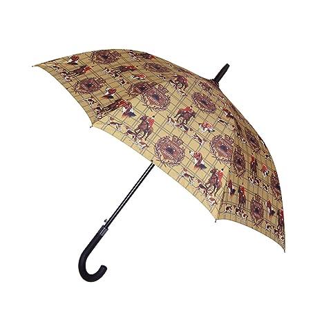 Signare Paraguas Mango de Bastón en el diseño Caza