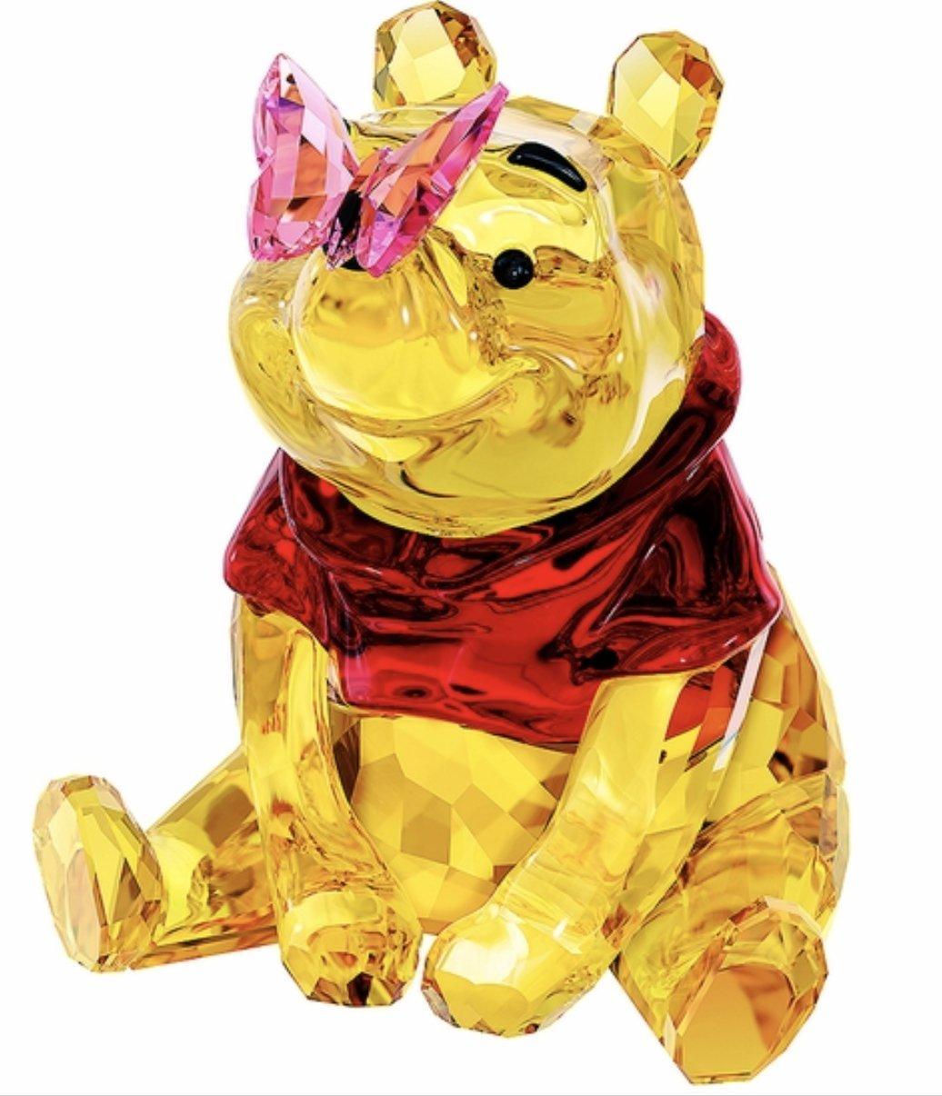 Swarovski Winnie the Pooh with Butterfly 5282928