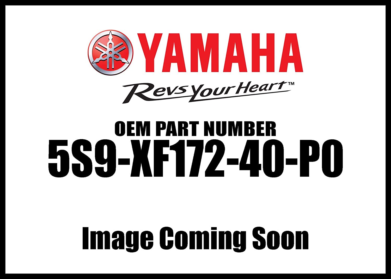 Yamaha 5S9-XF172-40-P0 Cover, Side 2; 5S9XF17240P0 Made by Yamaha