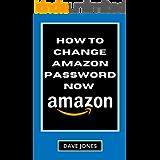 How to Change Amazon Password Now : How to Change Your Password On Amazon