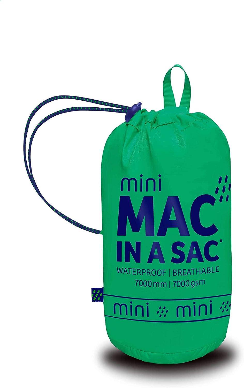 Mac in a Sac/® Origine Mini Kids Giacca Impermeabile Packaway
