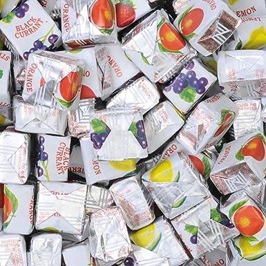 Pack de 4 Bolsas de 175g sabor a fruta Caramelos masticables: Amazon.es: Alimentación y bebidas