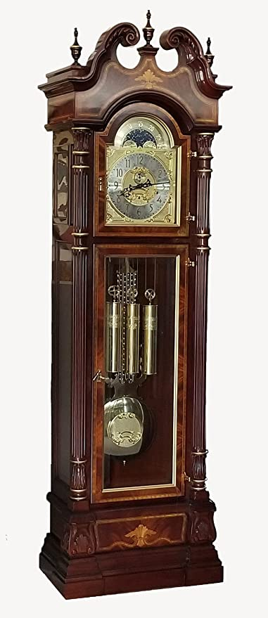71t9AqFEnWL._SY879_ amazon com charles r sligh grandfather clock model 233 limited