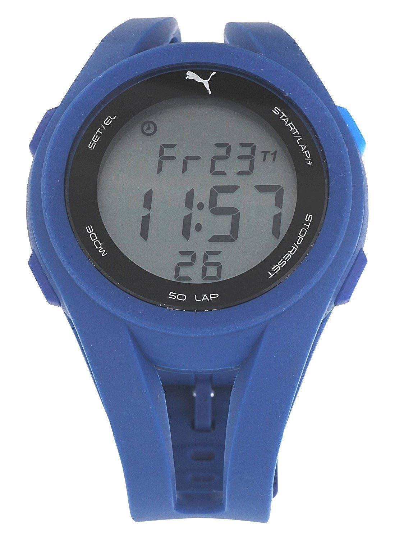 puma men watch airy chronograph blue pu911131003u amazon co uk puma men watch airy chronograph blue pu911131003u amazon co uk watches