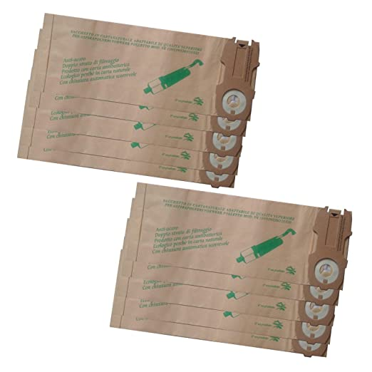 lirr 10 paquetes Robot aspirador Hoover piezas polvo polvo bolsas ...
