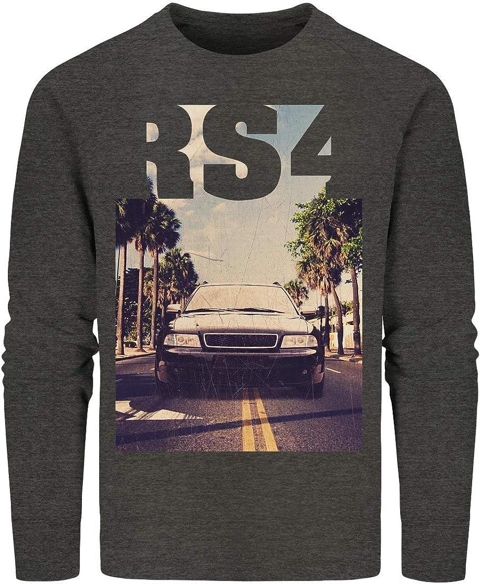 glstkrrn RS4 B5 Palmbeach Sweatshirt Black