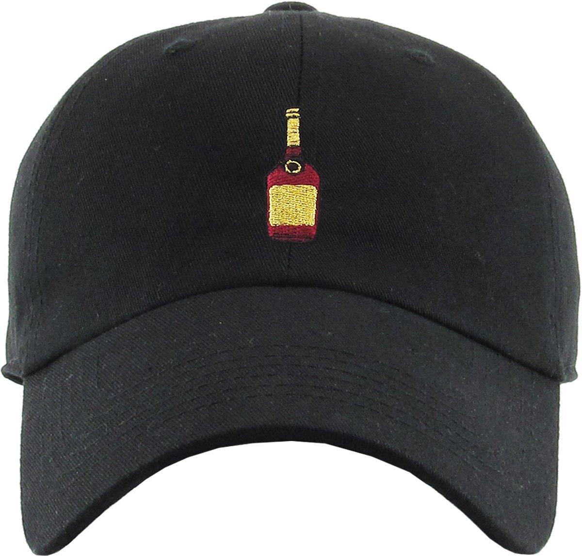 0c2b9291 KBETHOS Henny Bottle Dad Hat Baseball Cap Polo Style Unconstructed ...
