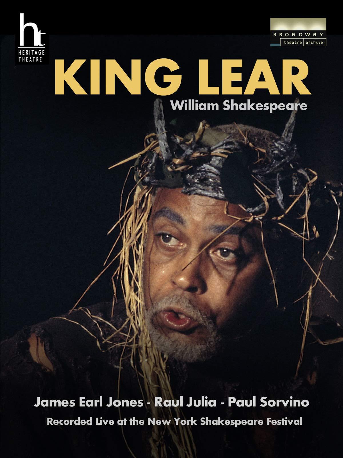 King Lear on Amazon Prime Video UK