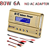 HTRC B6 V2 80W 6A Balance Charger RC Multi-Charger for LiPo LiIon LiFe NiCd NiMH LiHV PB Smart Battery High Power circuit