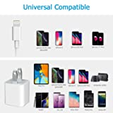 iPhone Charger, Everdigi 2 Pack USB Wall Charger