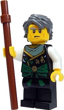 Amazon.com: LEGO Ninjago Minifigura – Sensei Garmadon Ninja ...