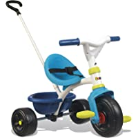 Smoby - 740323 - Tricycle Evolutif Be Fun - Bleu