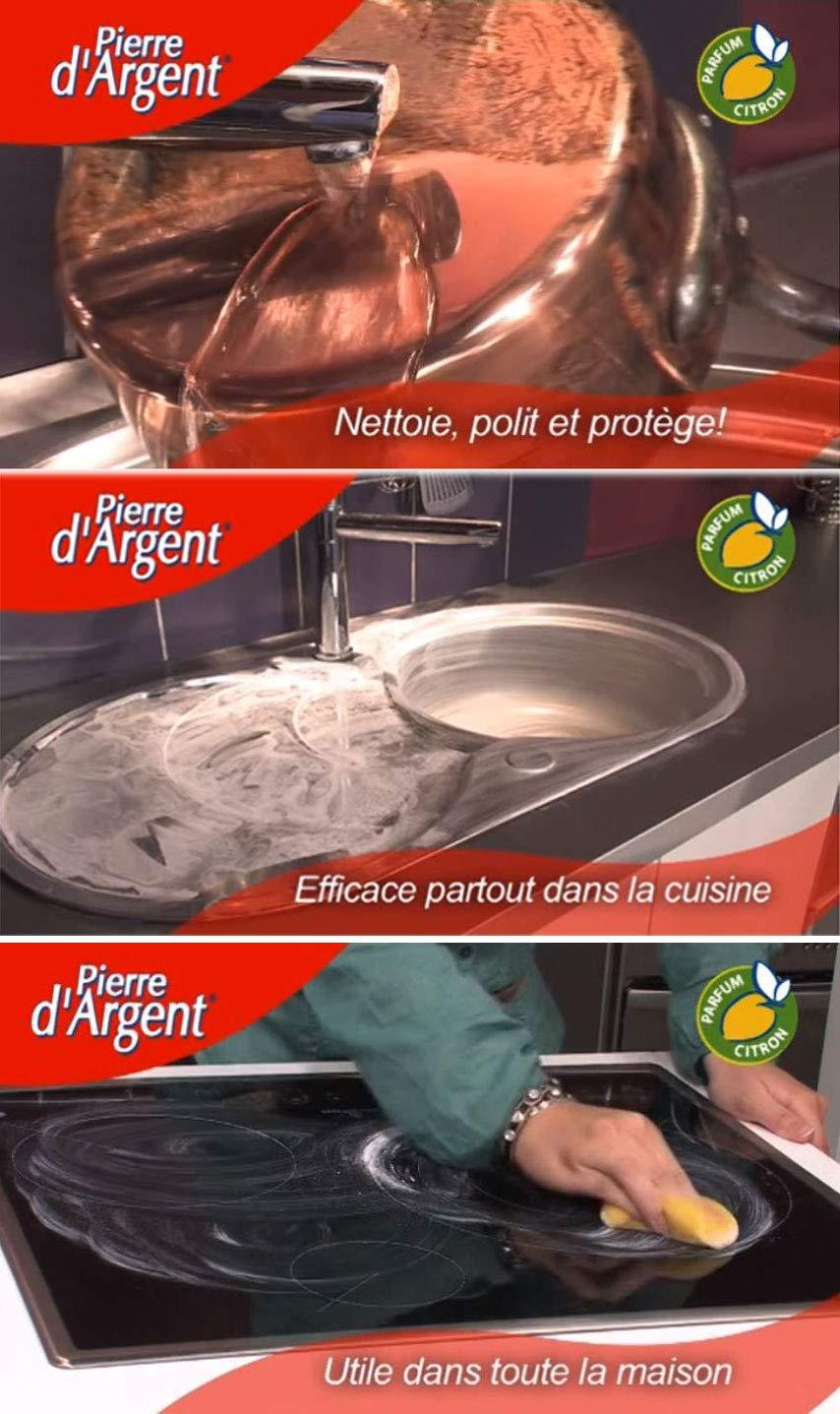 La Pierre dArgent ® 500 GR - Piedra Blanca para Limpieza -
