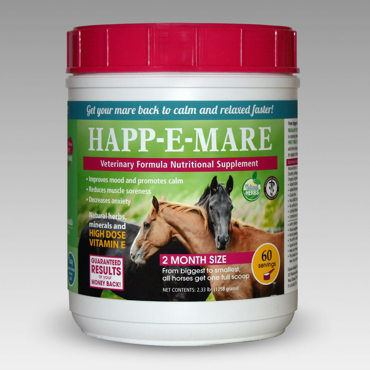 RJ matthews Happ-E-Mare Equine Supplement by RJ matthews