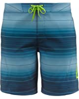 Legendary Whitetails Men's Round Lake Ombre Board Shorts