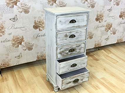 R a shabby chic furniture mobiletto per bagno camera da letto
