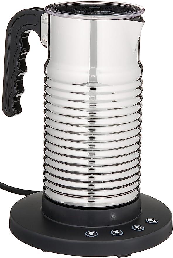 Amazon.com: Nespresso Aeroccino4 Milk Frother, One Size, Chrome: Kitchen & Dining