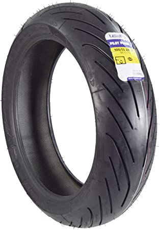 Michelin Pilot Power 2 CT Rear Motorcycle Tire 180//55ZR-17 Sport Bike 73W