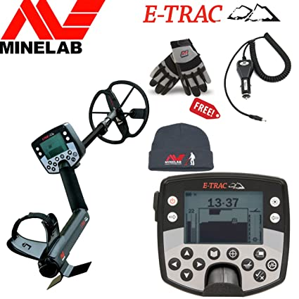 Image Unavailable. Image not available for. Color: Minelab E-TRAC Metal Detector ...