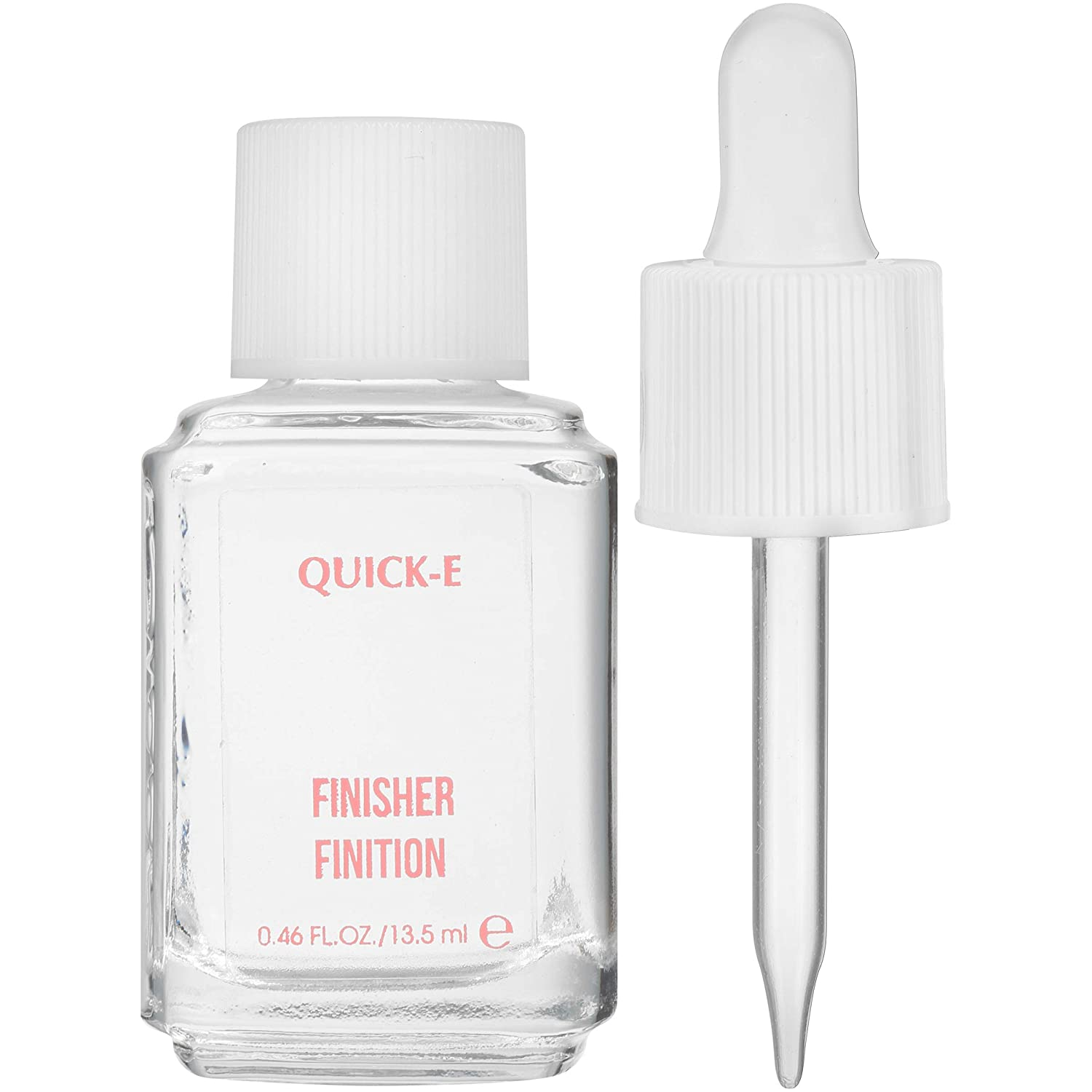 essie Top Coat Nail Polish, Quick-E Drying Drops, Finisher, 0.46 Fl. Oz.