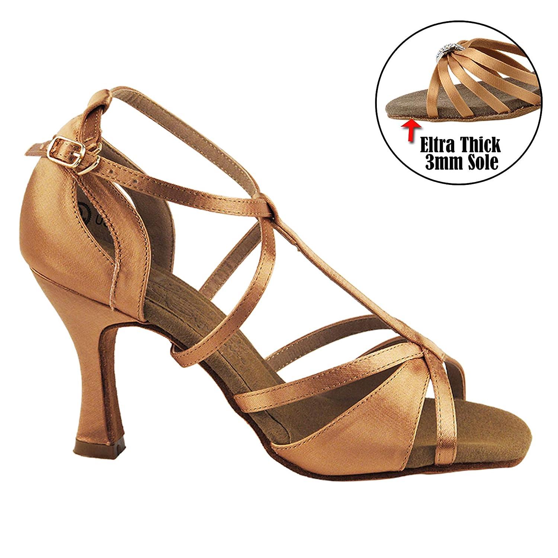 Gold Pigeon schuhe Tanzkleiderschuhe (50 Farben) für Frauen Frauen Frauen B078K51WT8 Tanzschuhe Bevorzugte Boutique adebed