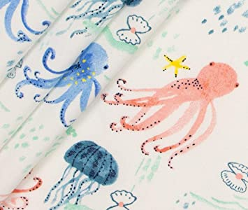 Meeresbewohner-Kleid