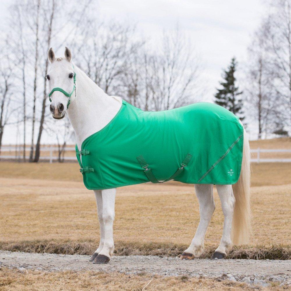 Jellybean Green 49\ Jellybean Green 49\ Horze Pony Quick Dry Outer Anti Dust Fleece Cooler Jellybean Green 49