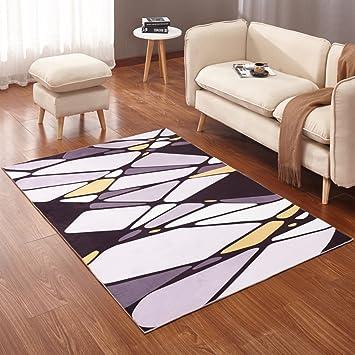 Mode Einfach Teppich Wohnzimmer Modern Sofa Kaffee Tisch Teppiche Am  Krankenbett Teppiche Für Schlafzimmer A