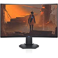 Deals on Dell Gaming S2721HGF 27 Inch Curved FHD Monitor