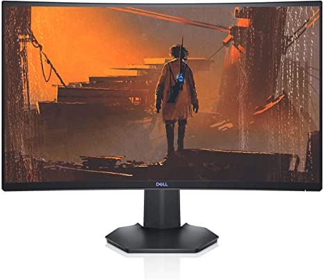 Dell S2721HGF FHD Ultra-Thin Curved Monitor