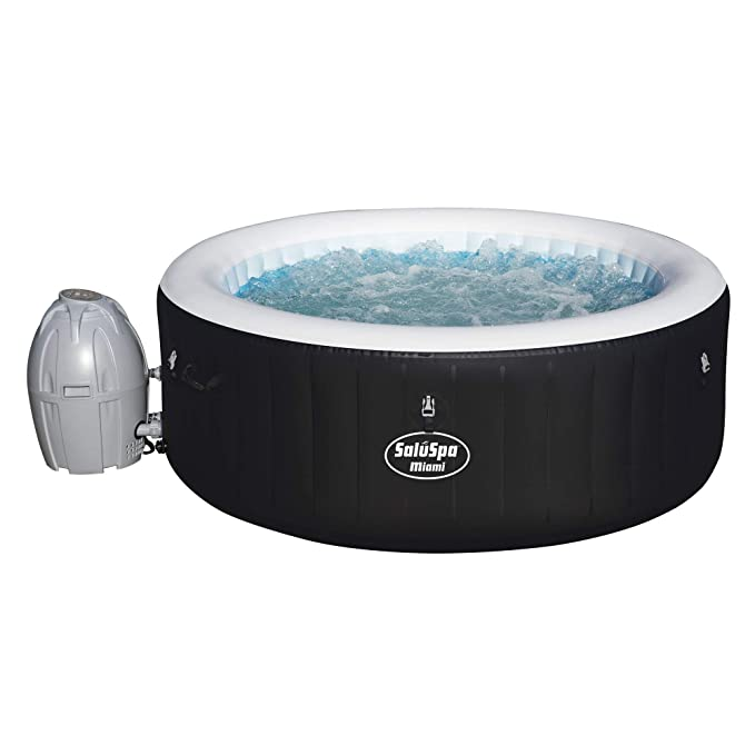 Best Inflatable Hot Tub: Bestway 54124