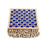 Amberetech Wooden Toys Hundred Board Montessori