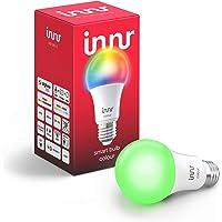 Innr E27 Smart LED-lamp Color, werkt met Philips Hue*, Alexa & Hey Google (bridge vereist) dimbaar, 16 miljoen kleuren…
