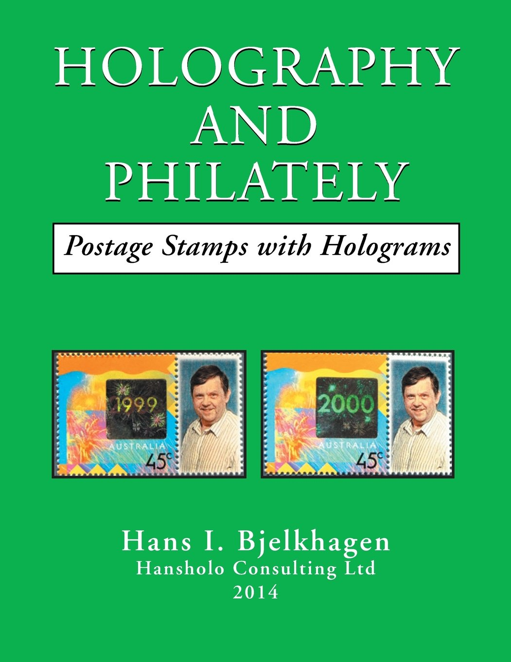 Holography and Philately: Postage Stamps with Holograms ebook