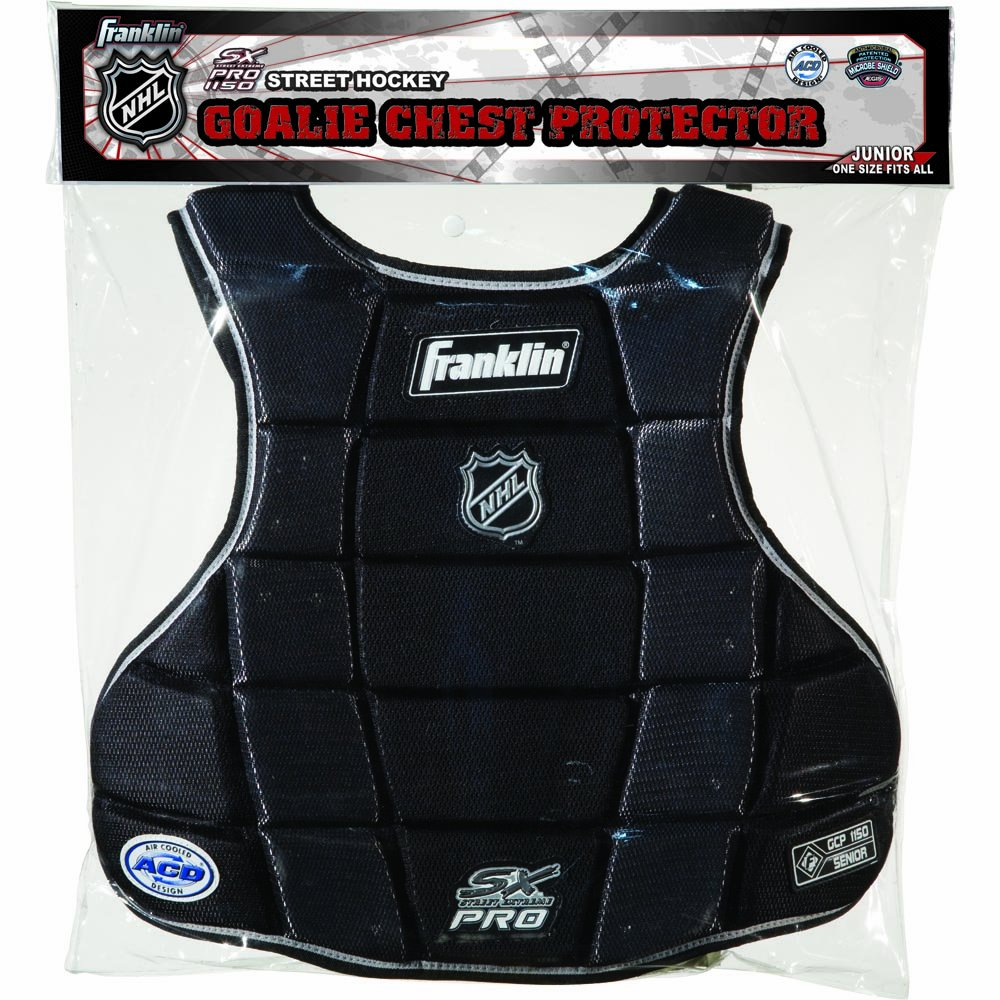 Franklin Sports NHL SX Pro GCP 1150 Goalie Chest Protector 7078