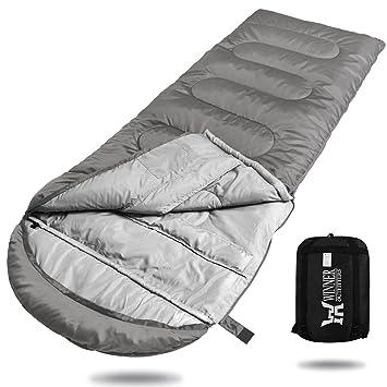 Amazon.com: Winner Outfitters - Saco de dormir para acampada ...