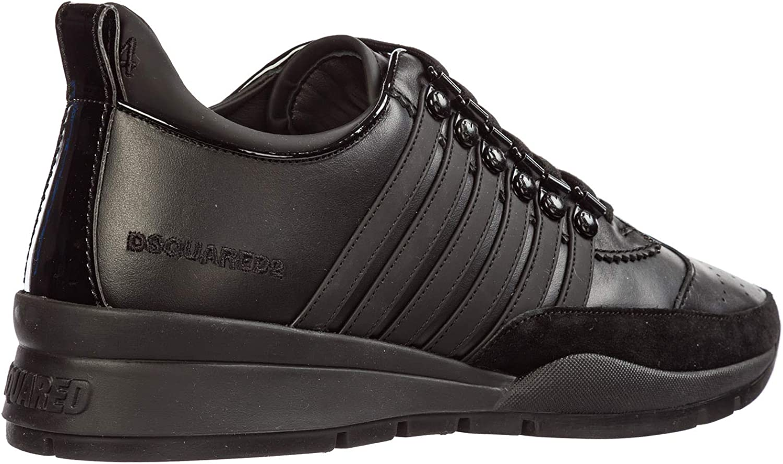 DSQUARED2 Men 551 Sneakers Nero
