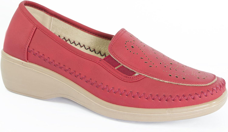 Fashion Friendly Rainey Ladies Loafer