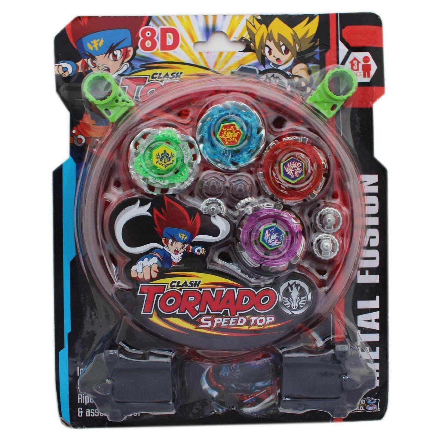 Toys & Games - Metal Beyblade Toy