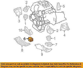 OE Engine Transmission MOunts For Mercedes